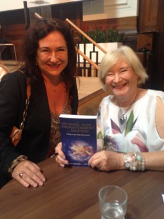Dr V with Diane Cooper